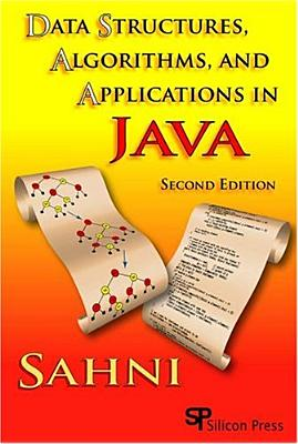 Data Structures, Algorithms, And Applications In Java By Sahni, Sartaj